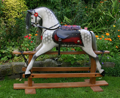 Ribble rocking horse