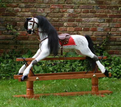 Stirling rocking horse